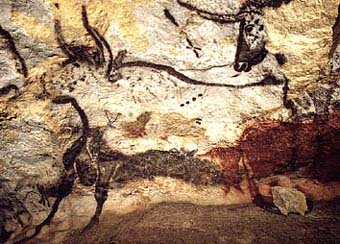 Oldest known paintings are at the Grotte Chauvet in France, claimed by some historians to be about 32,000 years old